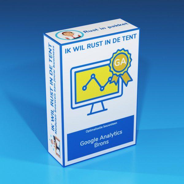 Google Analytics Brons